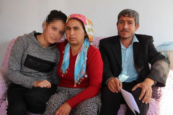 15 yaşındaki kız çocuğuna dehşeti yaşattılar -3