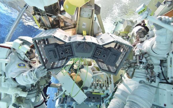 NASA ilk Robot Oteli'ni uzaya gönderiyor -1
