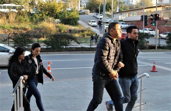 Alanya'da uyuşturucu operasyonuna 16 tutuklama -4