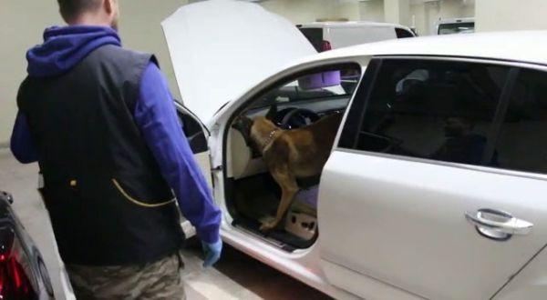 Bolu'da 121 kilo esrarla yakalanan polis tutuklandı -4