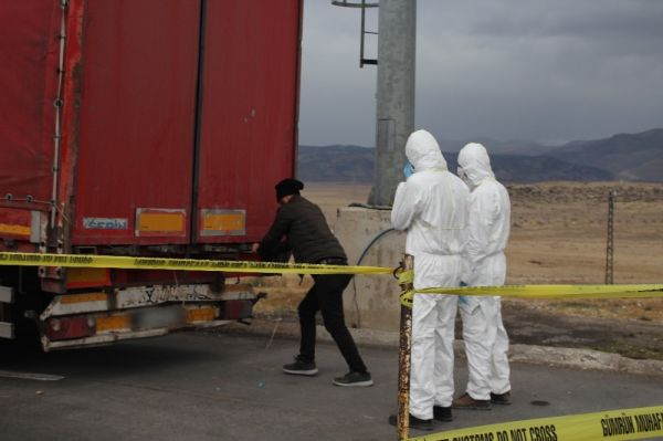Gürbulak sınır kapısında 18,4 ton siyanür yakalandı -1