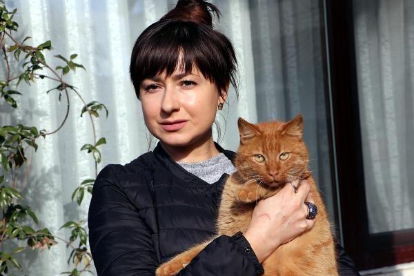 Natalia'nın kedilerini zehirlediler -1