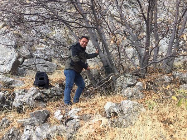 10 yıl önce görülen dağ keçilerine fotokapanlı koruma -1