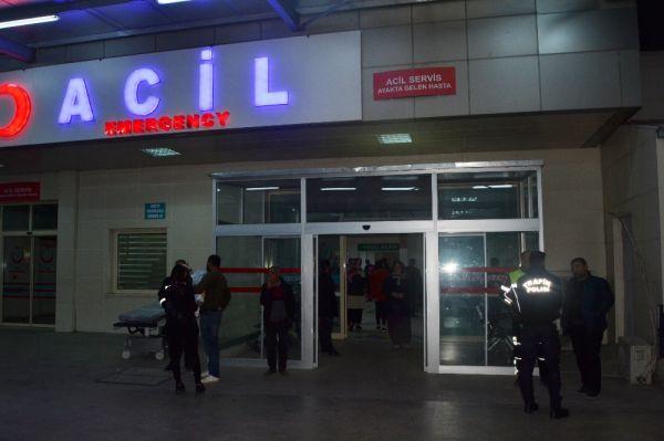 Kozan'da 15 mahkum gıda zehirlenmesi şüphesiyle hastanelik oldu -1