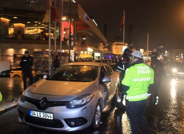 İstanbul'da 'Yeditepe Huzur' uygulaması -1