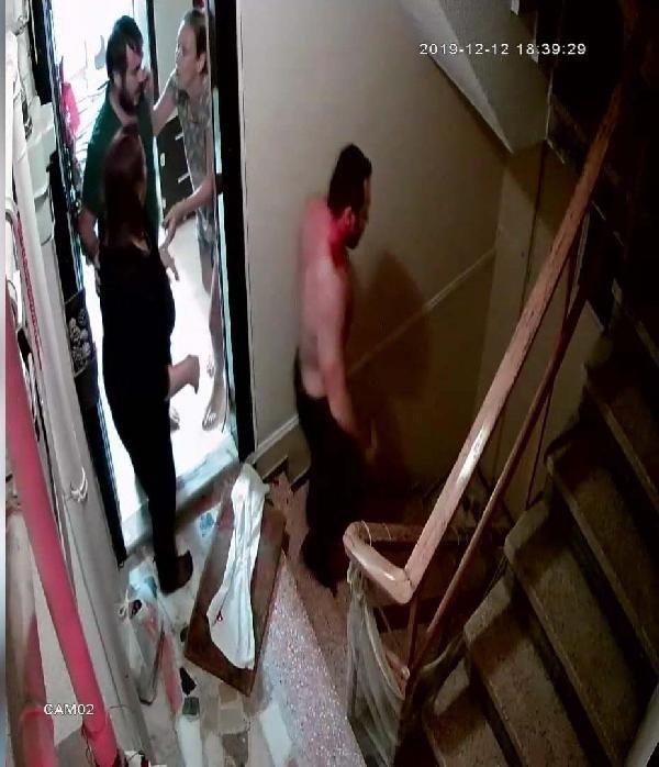 Gürültü yapmayın uyuyamıyorum mesajı attığı komşularının saldırısına uğradı -8