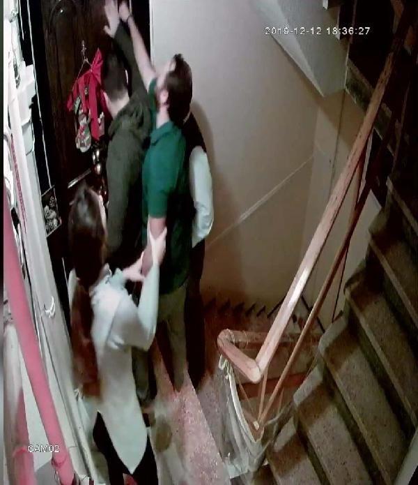 Gürültü yapmayın uyuyamıyorum mesajı attığı komşularının saldırısına uğradı -2