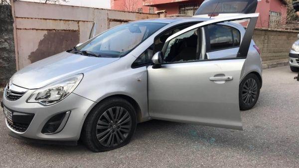 Polis aracına çarpıp kaçan hırsızlık şüphelisi cezaevine gönderildi -2