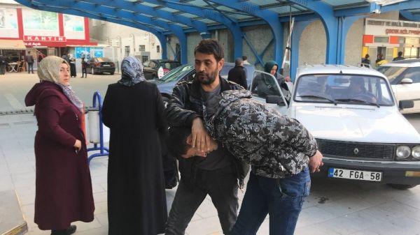 Polis aracına çarpıp kaçan hırsızlık şüphelisi cezaevine gönderildi -1