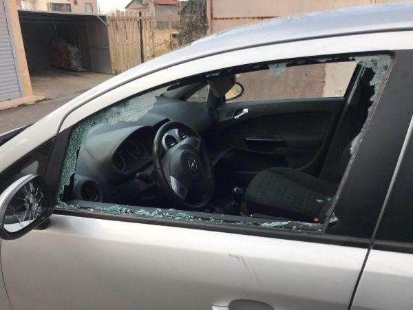 Polis aracına çarpıp kaçan hırsızlık şüphelisi cezaevine gönderildi -3