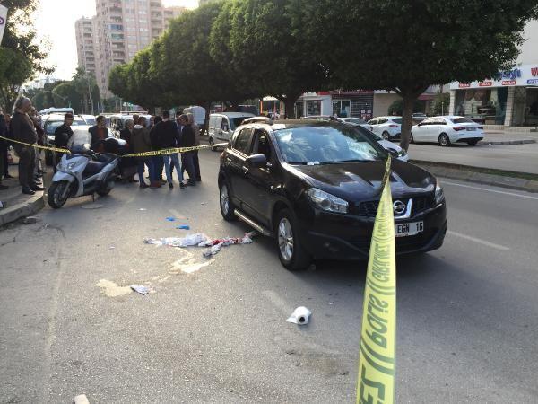 Sevgilisini otomobilde bıçakladı, linçten kurtuldu -2