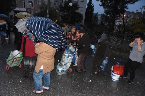 İzmir'de 60 saatlik su kesintisi (4) -2
