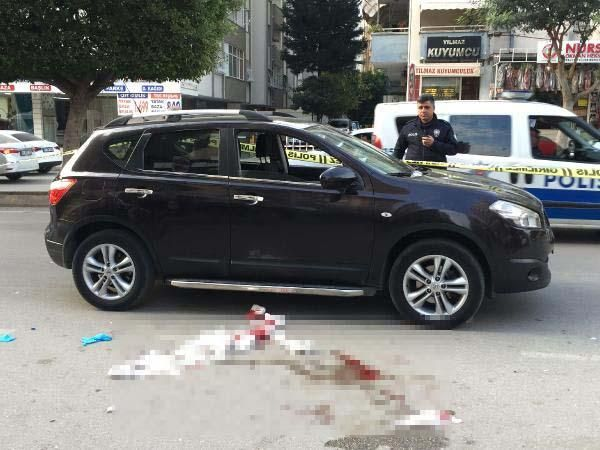 Sevgilisini otomobilde bıçakladı, linçten kurtuldu -8