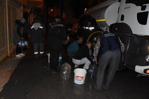 İzmir'de 60 saatlik su kesintisi (4) -6