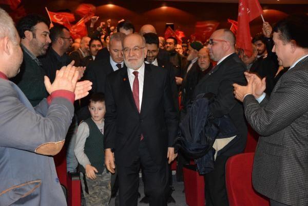 Karamollaoğlu: Kanal İstanbul yanlış yatırım -1