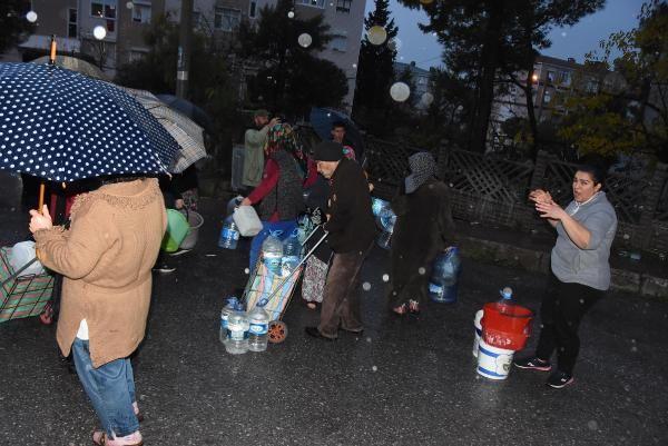İzmir'de 60 saatlik su kesintisi (4) -3