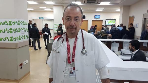 İstanbul'da hastanelerde grip yoğunluğu; sağlık personelleri bile hasta -4