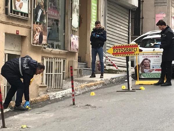 Beyoğlu'ndaki HDP binası önünde hareketli dakikalar -3