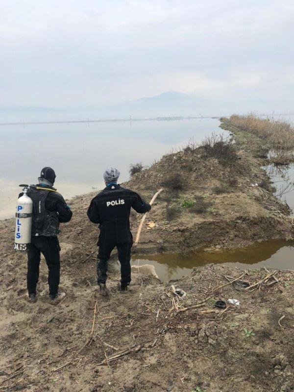 Amik Ovası'nda kaybolan adamın cansız bedenine ulaşıldı -2