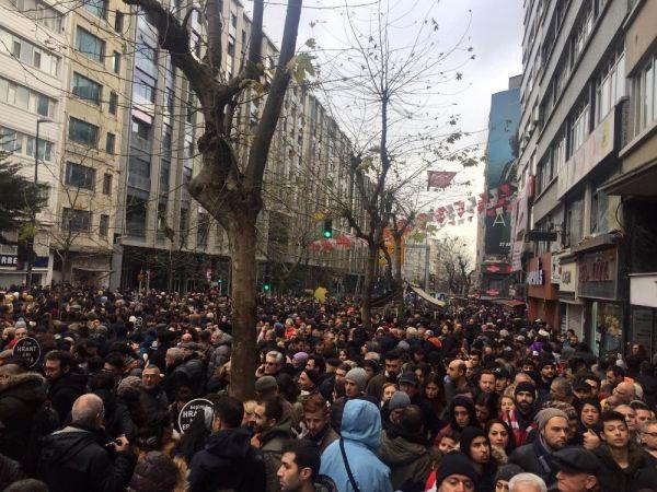 Hrant Dink ölümünün 13. yılında anıldı -2