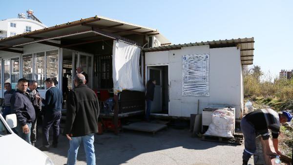 Antalya'da kadın şoförlerin tuvalet tepkisi -3
