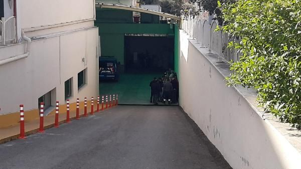 Otel tadilatında çatıdan düşen işçi öldü -2