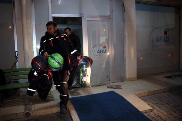 Deprem, Sivas ve Tokat'ta da hissedildi, AFAD ekipleri Elazığ'a gönderildi -1