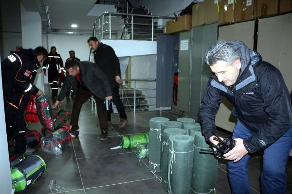 Deprem, Sivas ve Tokat'ta da hissedildi, AFAD ekipleri Elazığ'a gönderildi -3