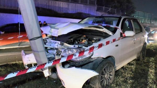 Sultangazi'de art arda kazalar: 7 yaralı