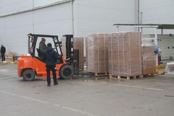 Elazığ'a Türkiye'nin dört bir yanından yardım yağıyor -4
