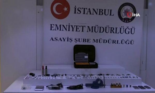 """""""Çilingir Çetesi"""" üyeleri tutuklandı -1"""