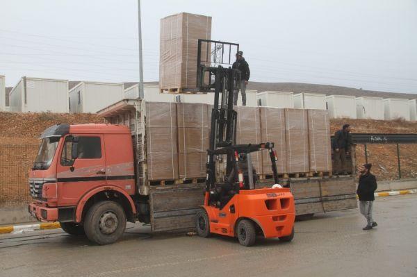 Elazığ'a Türkiye'nin dört bir yanından yardım yağıyor -5