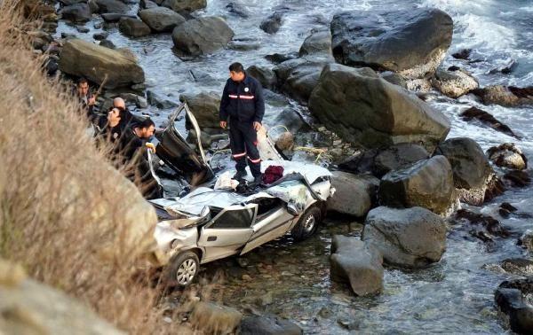 Üvey kızına istismar sanığı, tahliyenin ardından otomobilini ölüme sürdü -4