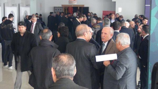 Şanlıurfa'daCHP kongresinde arbede -4