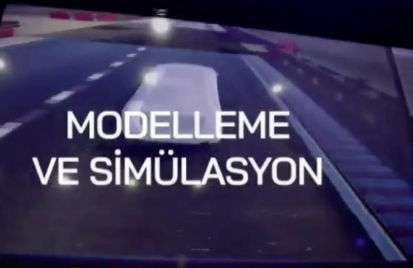 Yerli otomobile teknoloji bazlı üst düzey sürüş testi -2