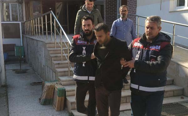 Savcı-polis yalanı ile 3 kilo 600 gram altın dolandıran 3 zanlı yakalandı -3