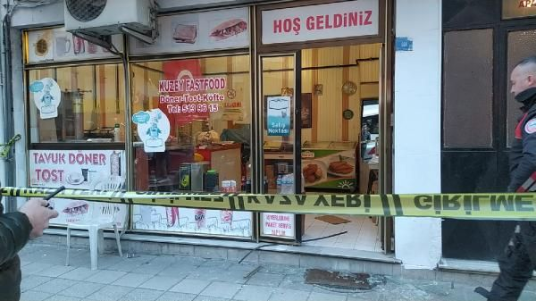 Dönerci dükkanda dayısını pompalı tüfekle öldürdü -5