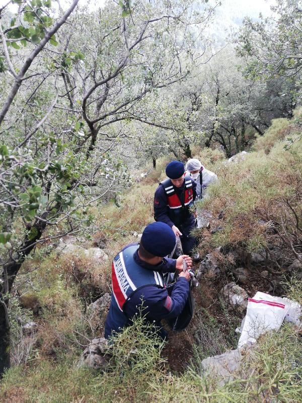 Muğla'da 15 aydır kayıp kişi, mağarada ölü bulundu