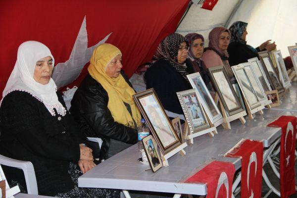 HDP önündeki ailelerin direnişi 177. günde -1