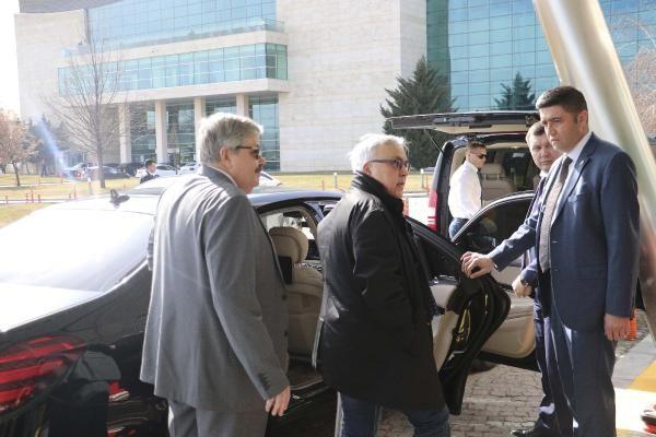 Rus heyet İdlib görüşmeleri için Ankara'ya geldi -5