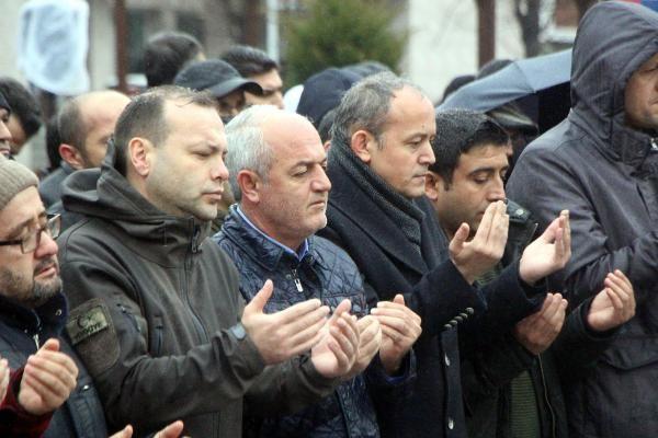 Bolu'da İdlib şehitleri için gıyabi cenaze namazı -7