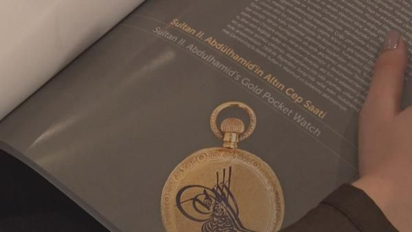 II. Abdülhamid'in saatine rekor ücret -4