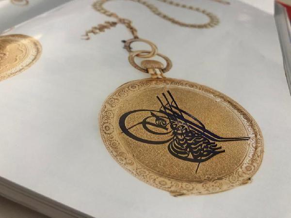 II. Abdülhamid'in saatine rekor ücret -2