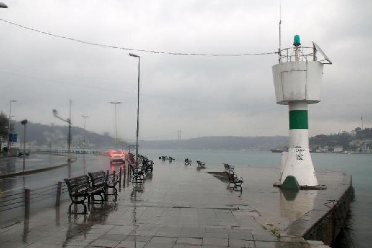 İstanbullular bu pazar sabahı 'evde kal'dılar -7