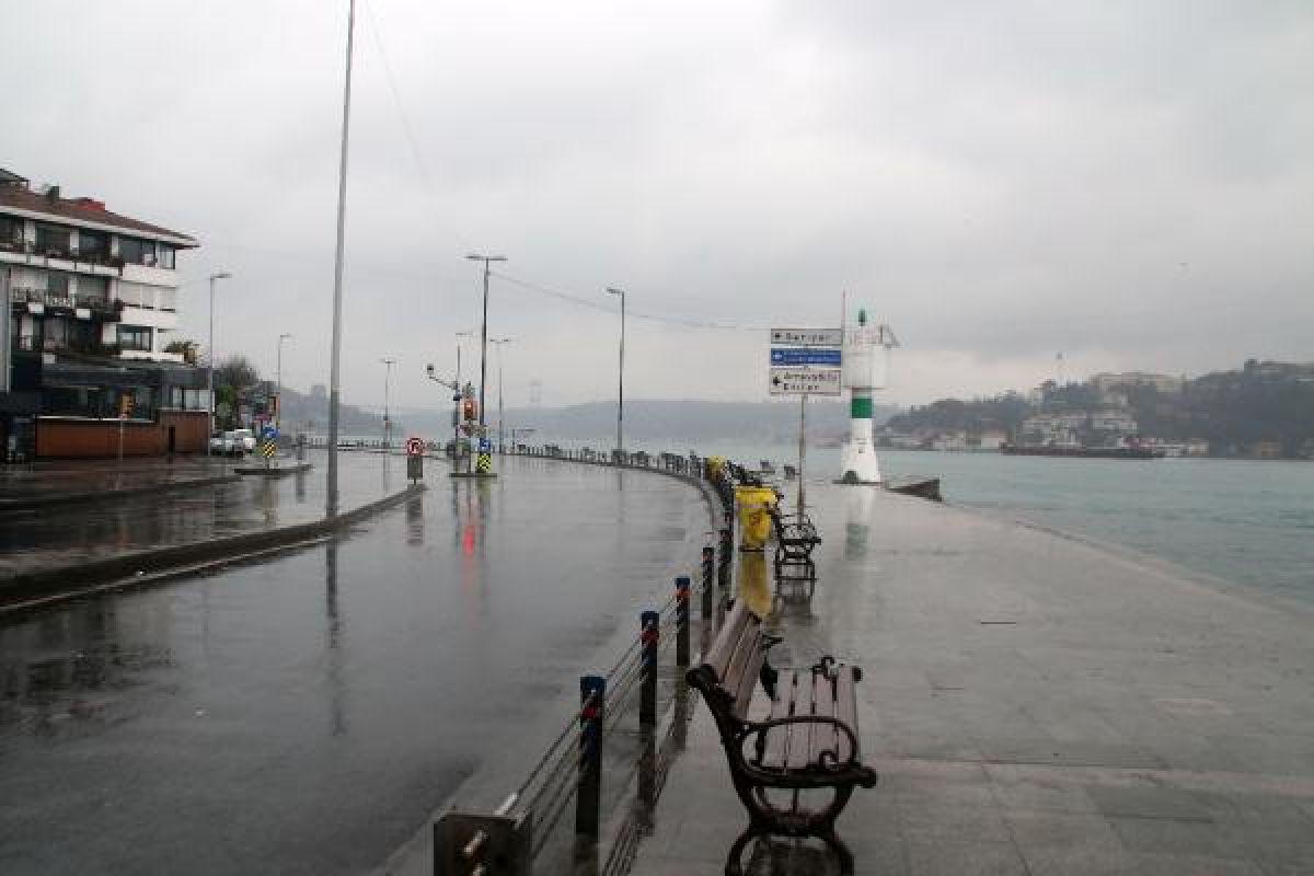 İstanbullular bu pazar sabahı 'evde kal'dılar -8