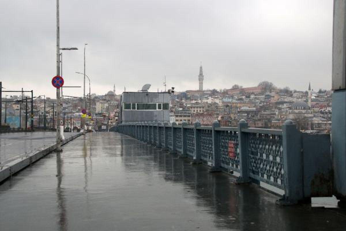 İstanbullular bu pazar sabahı 'evde kal'dılar -5