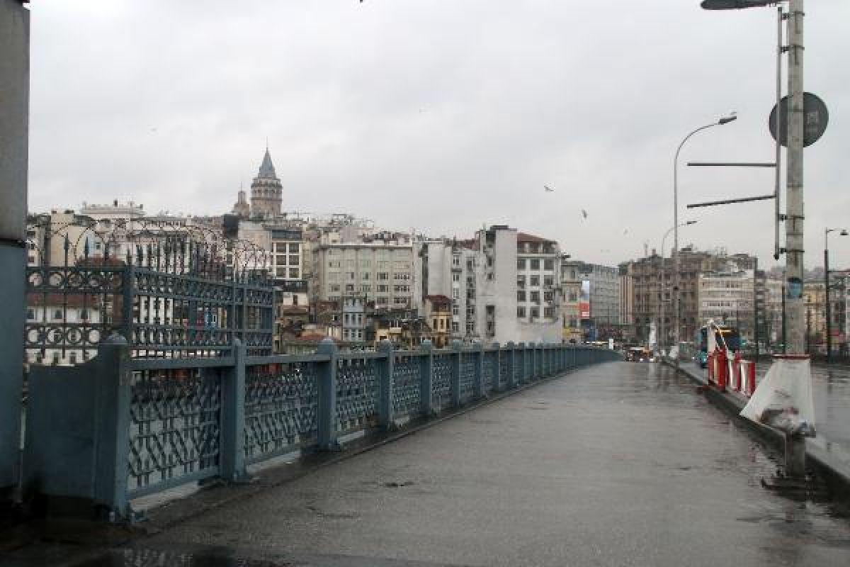 İstanbullular bu pazar sabahı 'evde kal'dılar -3