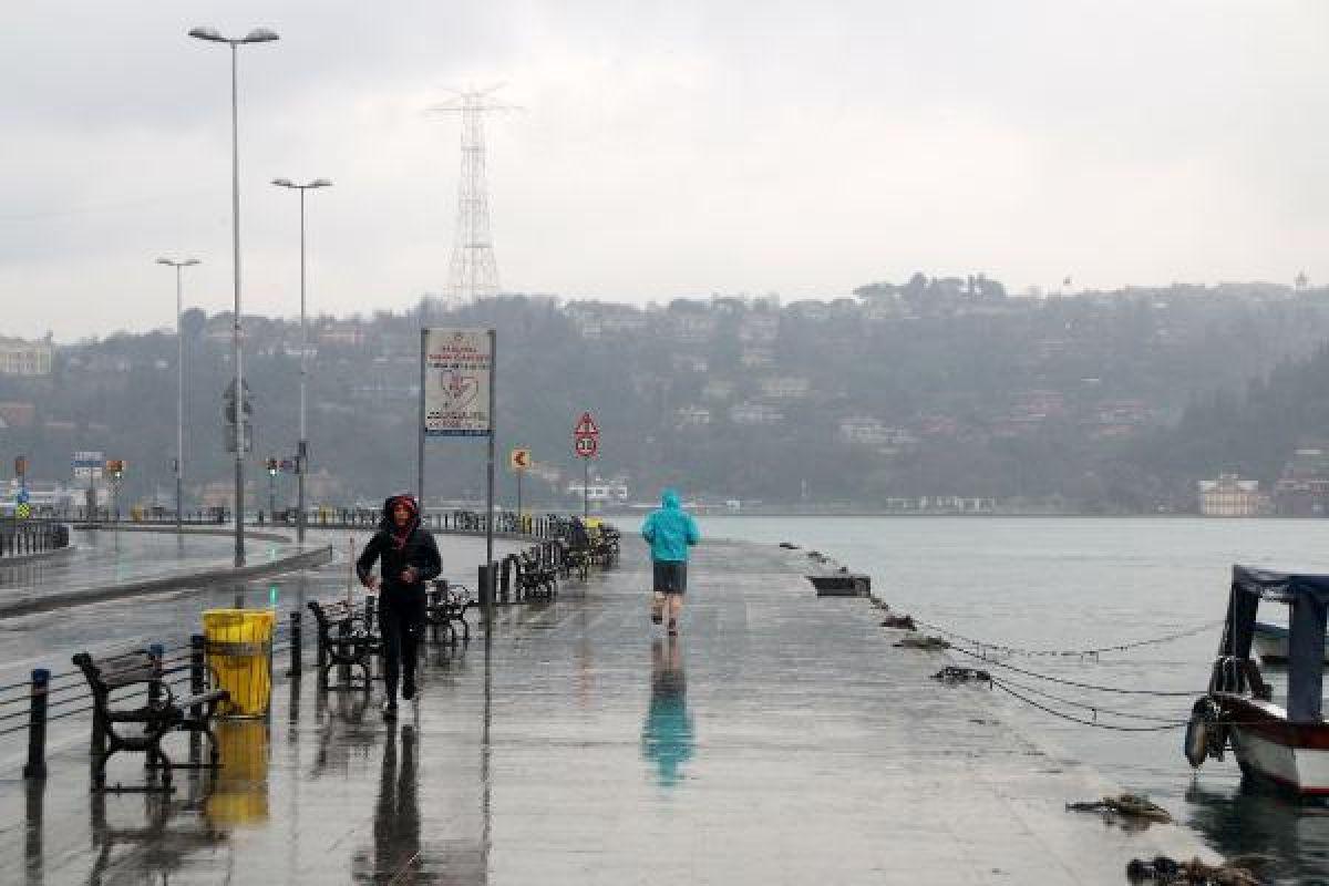 İstanbullular bu pazar sabahı 'evde kal'dılar -9