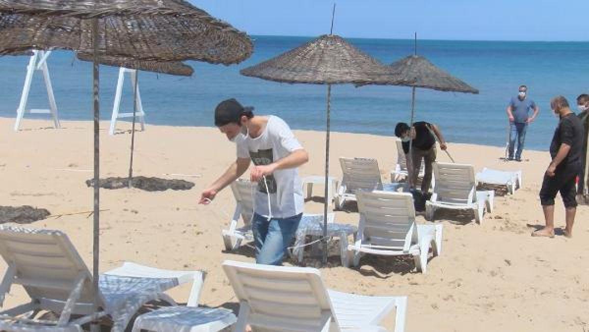 Şile sahillerinde normalleşme ayarı -3