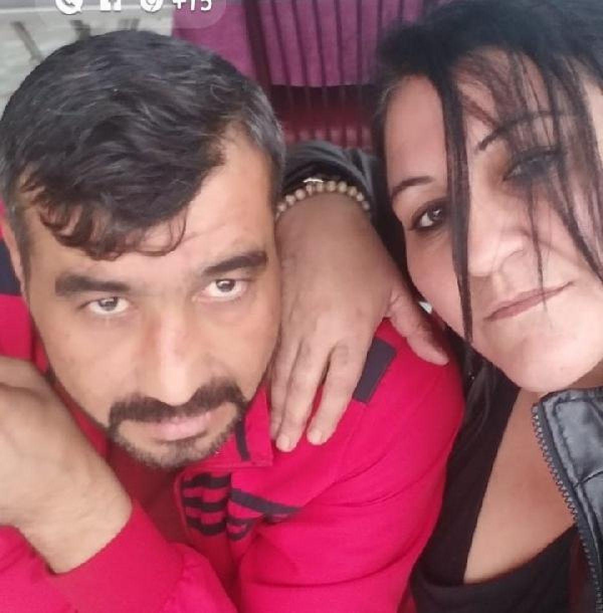 Suç makinesi, dini nikahlı eşini sokak ortasında tüfekle öldürdü -1